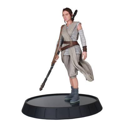Star Wars Milestones The Force Awakens Rey Statue