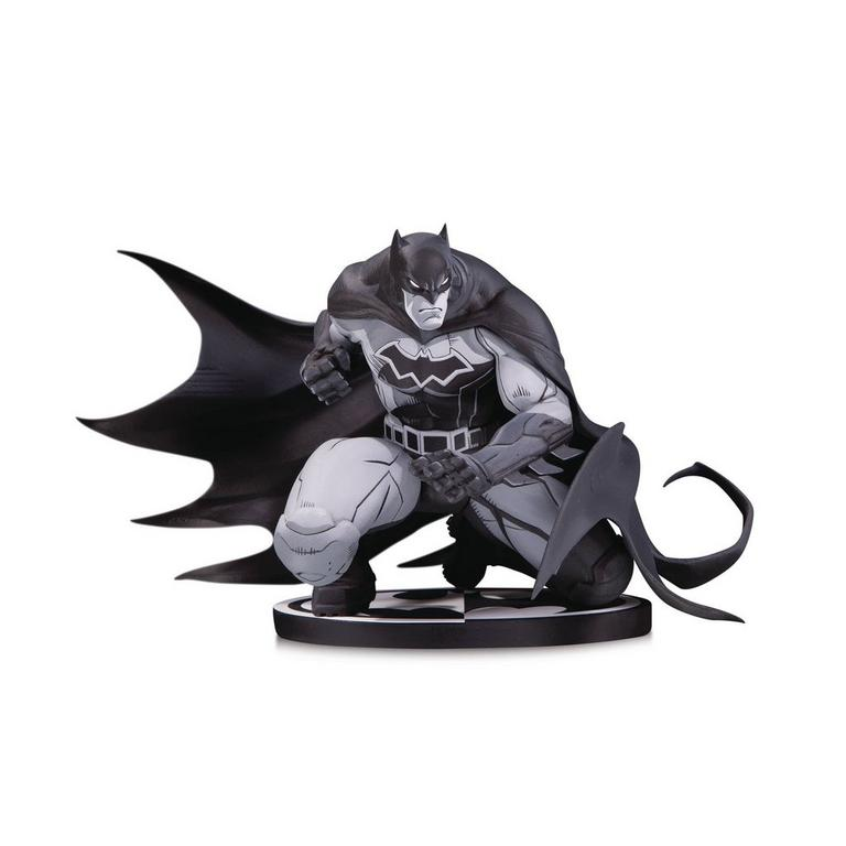Batman Black and White by Joe Madureira Statue