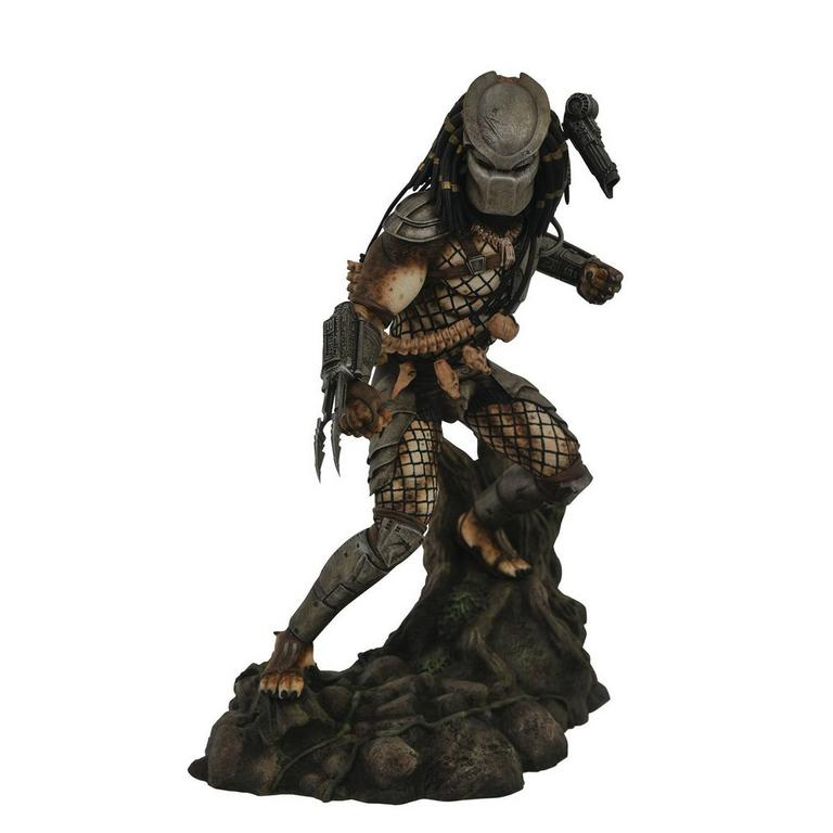 Predator Jungle Predator Movie Gallery Statue