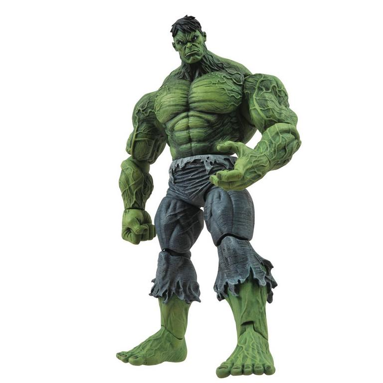 Marvel Select Unleashed Hulk Action Figure