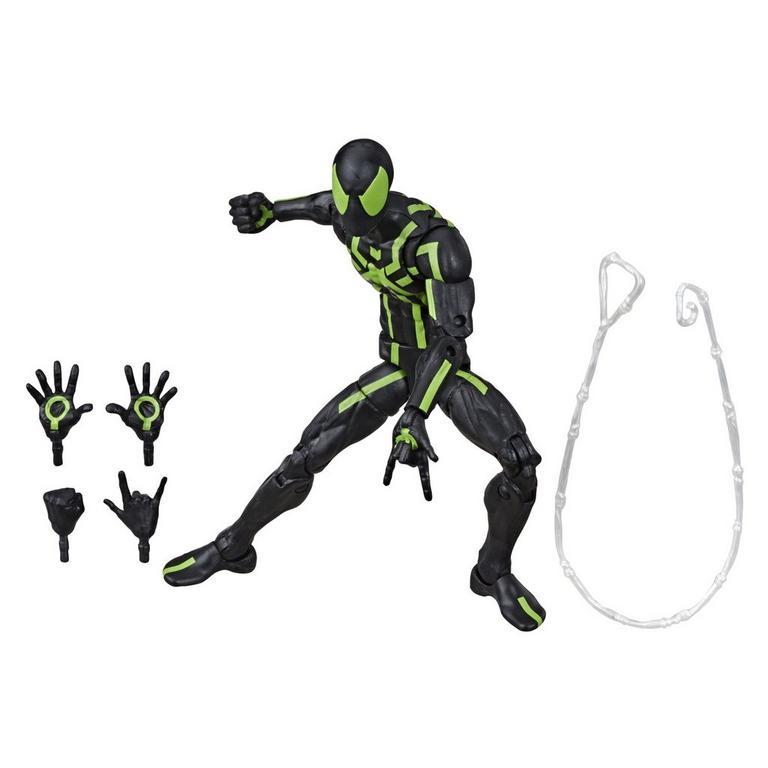 Marvel Legends Series 80th Anniversary Spider-Man Variant Suit Action Figure