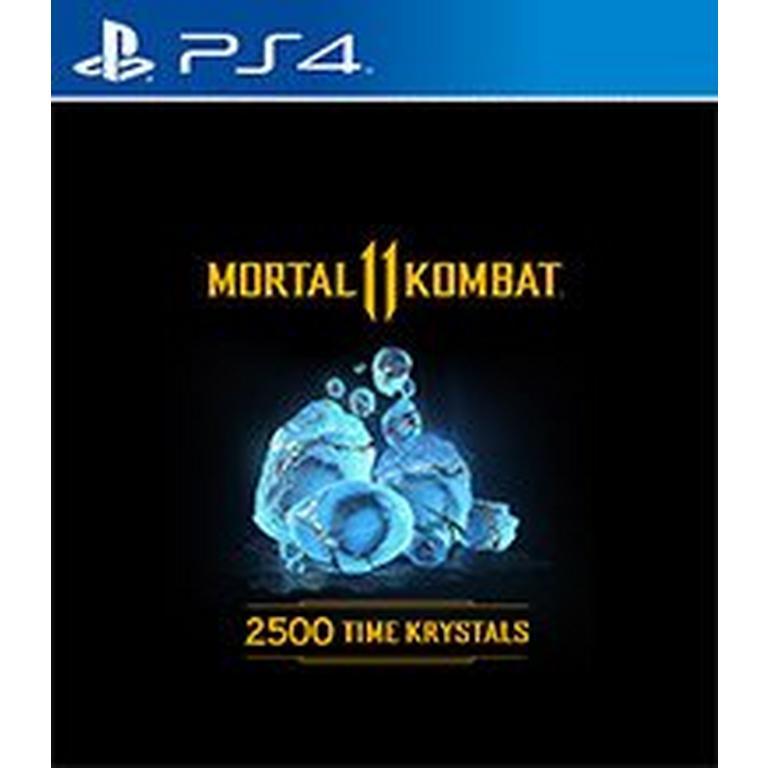 Mortal Kombat 11 - 2500 Time Krystals
