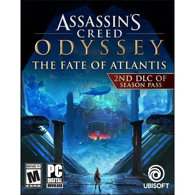 Assassin's Creed Odyssey - The Fate of Atlantis