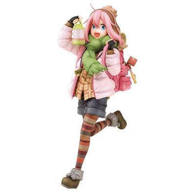 Laid Back Camp Nadeshiko Kagamihara Figure