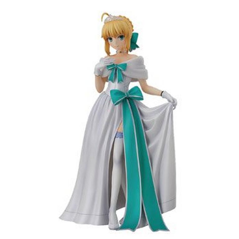Fate/Grand Order Saber Altria Pendragon Heroic Dress Version Action Figure