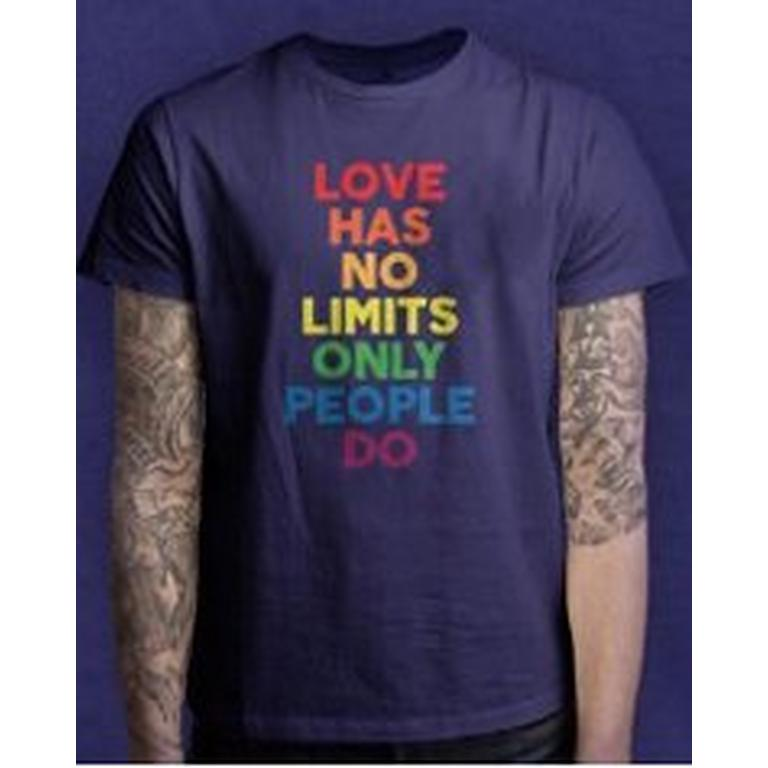 Love Has No Limits T-Shirt