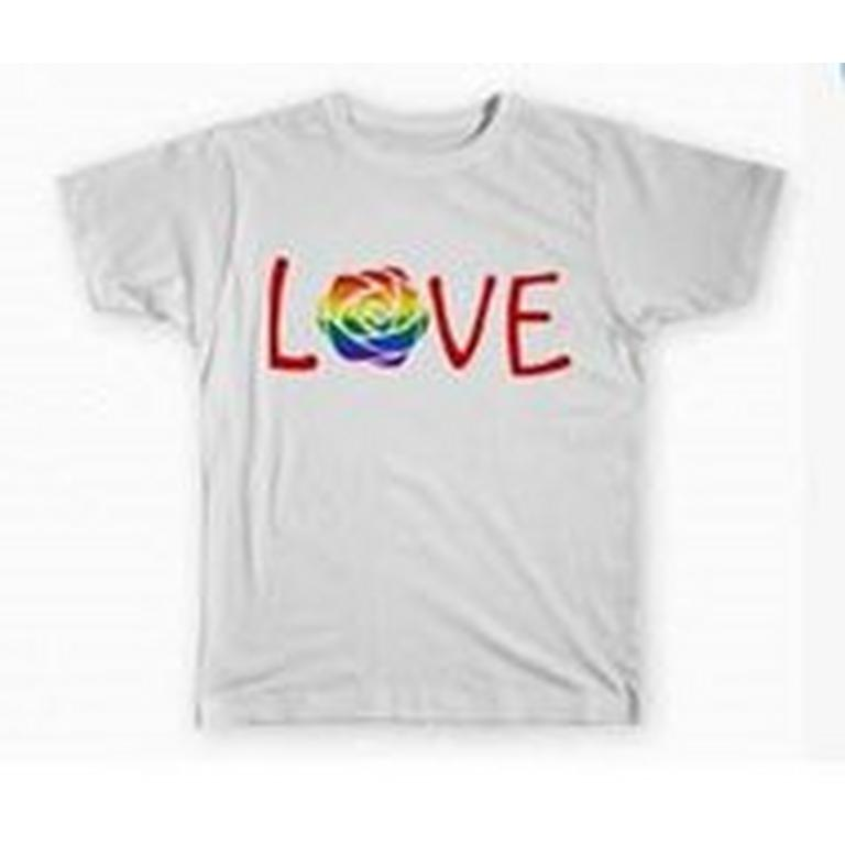Pride Love T-Shirt
