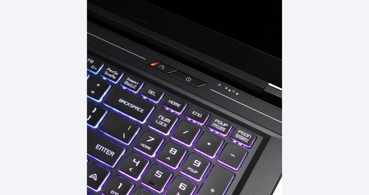CyberPowerPC Tracer III Xtreme GT417X100 17.3 Inch Display with Intel i7-9750H 2.6GHz Gaming Notebook