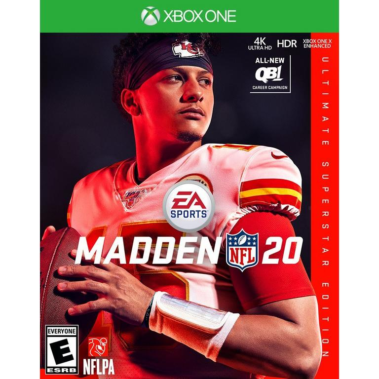 Madden NFL 20 Ultimate Superstar Edition | Xbox One | GameStop
