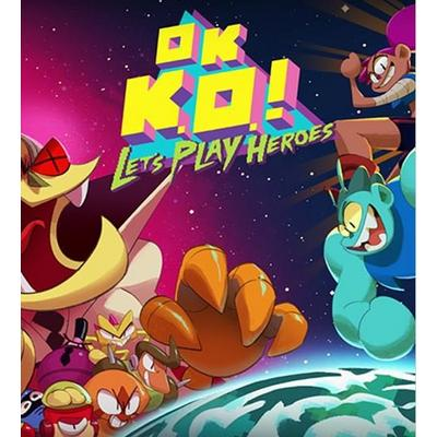 Steven Universe OK K.O.! Let's Play Heroes