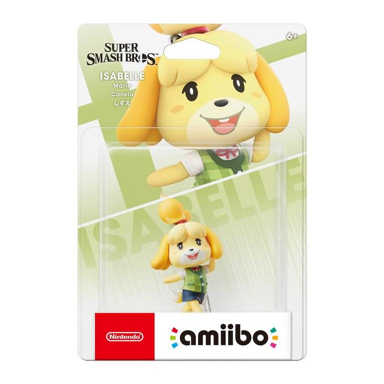 Super Smash Bros. Isabelle amiibo