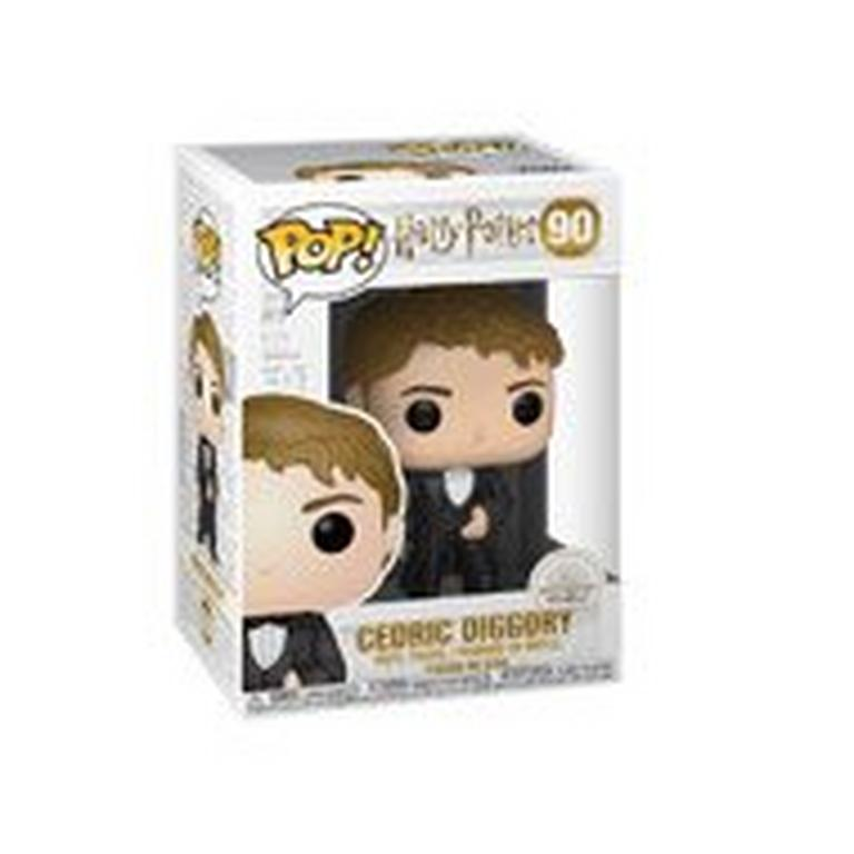 POP! Harry Potter: Cedric Diggory Yule Ball