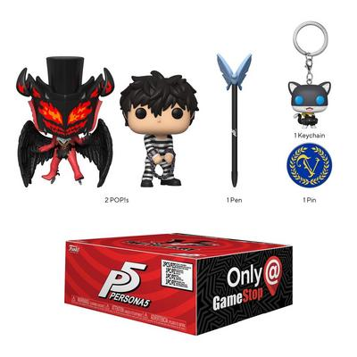 Persona 5 Funko Collector's Box Only at GameStop