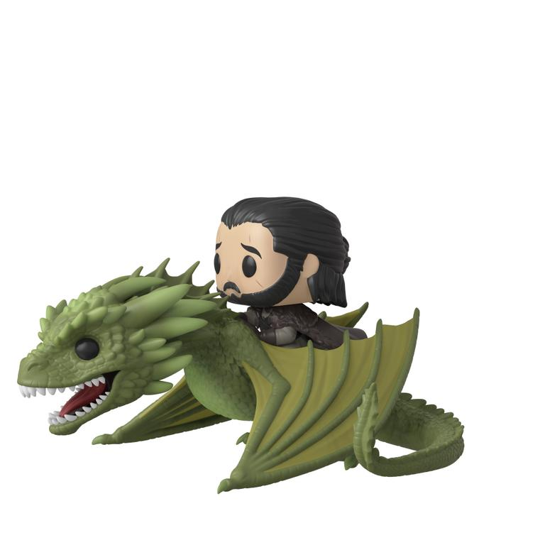 POP! Rides: Game of Thrones - Jon with Rhaegal