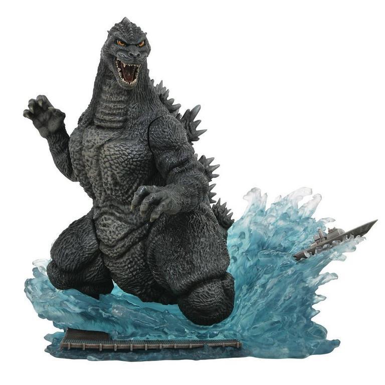 Godzilla vs. King Ghidorah Godzilla 1991 Gallery Deluxe Statue