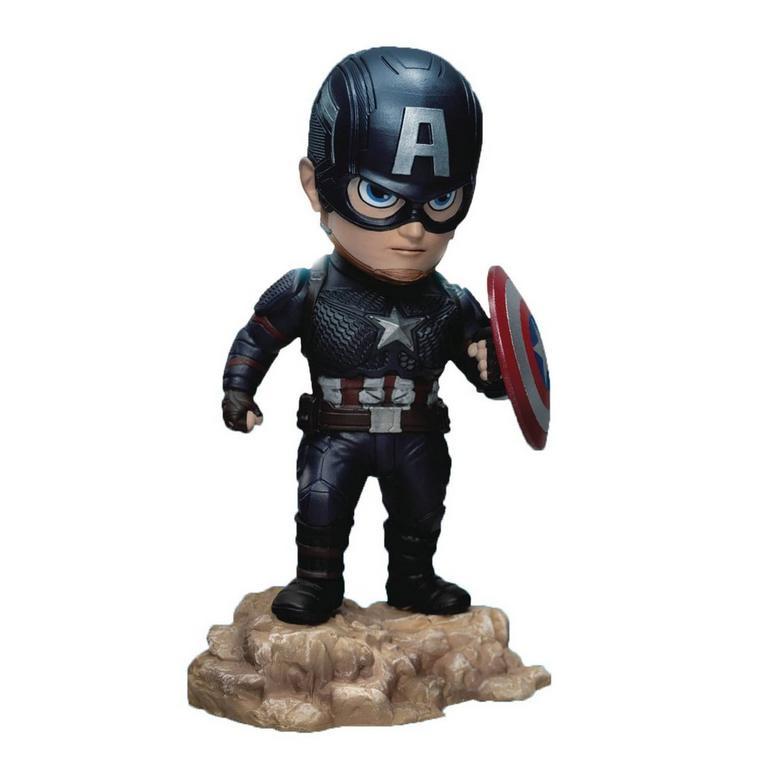 Avengers Endgame: Mini Egg Attack - Captain America Action Figure