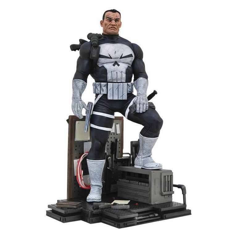 Marvel Gallery: Punisher Comic PVC Figure