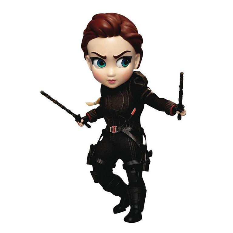 Avengers Endgame: Egg Attack - Black Widow Action Figure