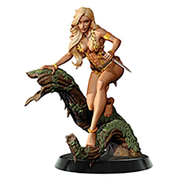 Women Dynamite: Sheena Queen of the Jungle Statue
