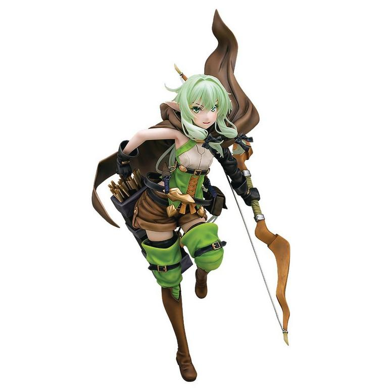 Goblin Slayer High Elf Archer Action Figure