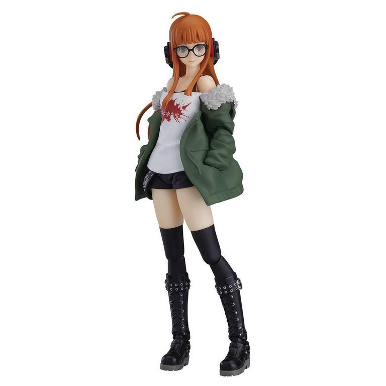 Persona 5 - Futaba Sakura Figurema Action Figure