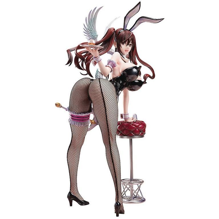 Raita Original Character Magical Girl Series Erika Kuramoto Bunny Version Statue