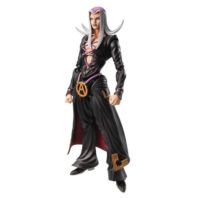 Jojos Bizarre Adventure Part 5: Chozo Kado Leone Abbacchio Action Figure