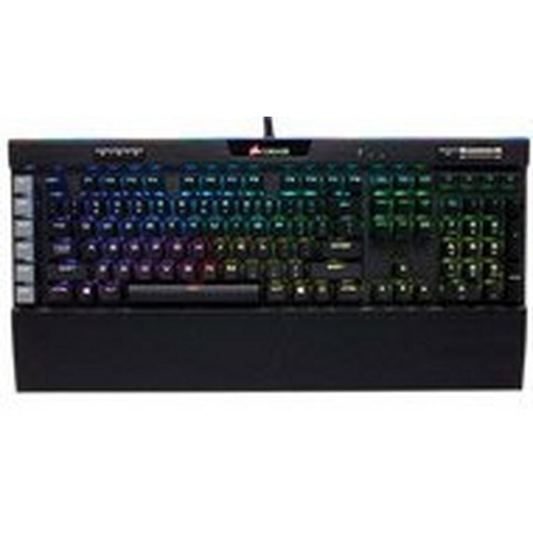 K95 RGB Platinum Cherry MX Speed Switches Wired Mechanical Gaming Keyboard