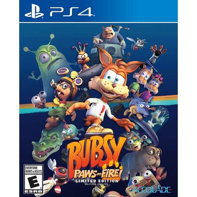Bubsy: Paws on Fire! Limited Edition
