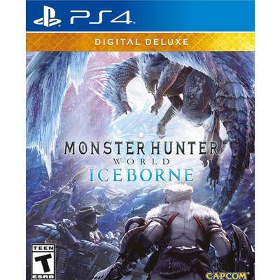Monster Hunter World: Iceborne Digital Deluxe Edition