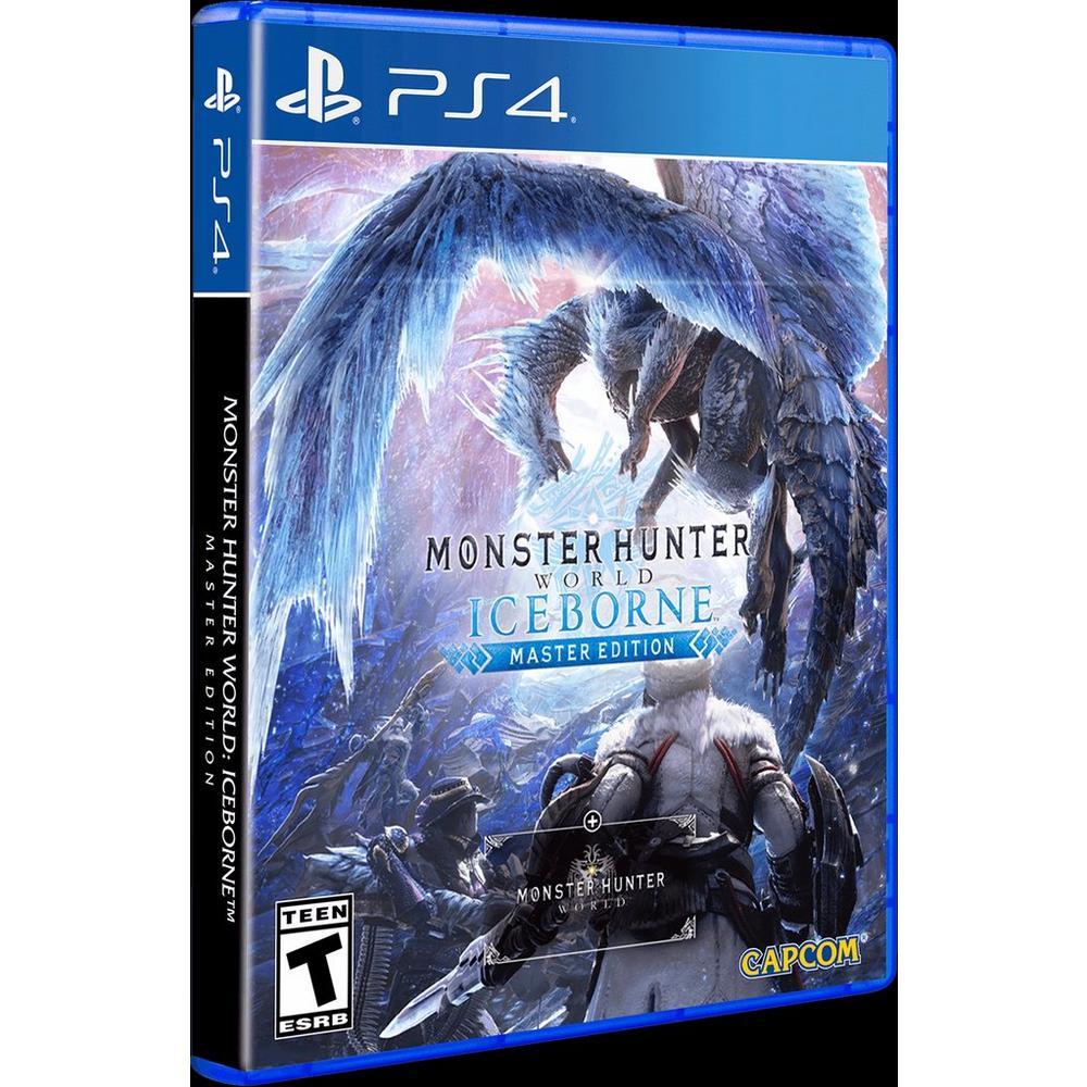 Monster Hunter: World Iceborne Master Edition | GameStop
