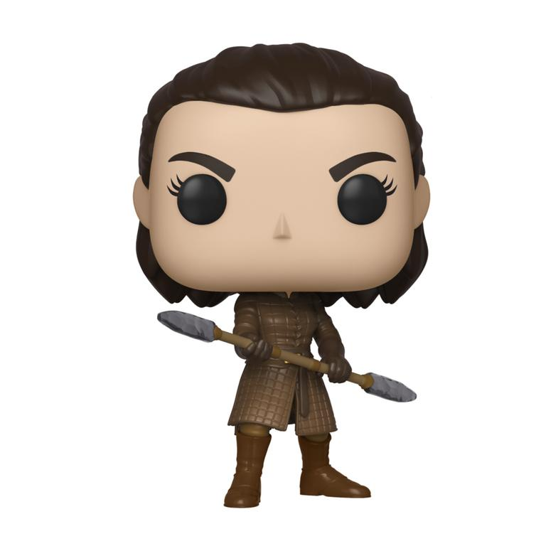 POP! TV: Game of Thrones - Arya with Spear