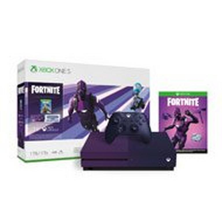 Xbox One S Fortnite Battle Royale Special Edition System Bundle 1tb Xbox One Gamestop