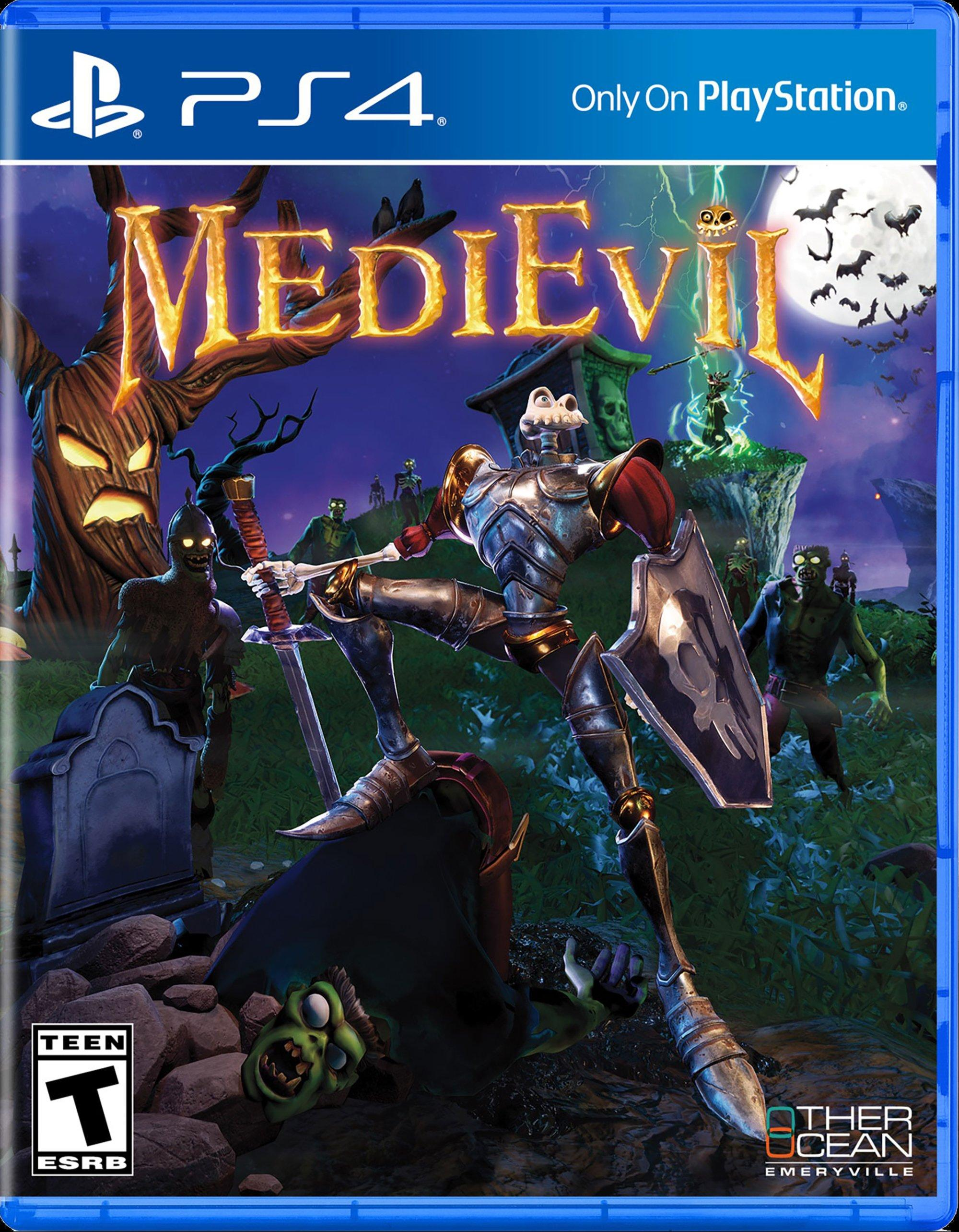 MediEvil | PlayStation 4 | GameStop