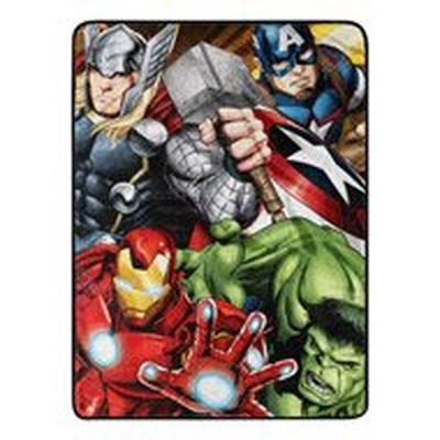 Avengers Throw Blanket