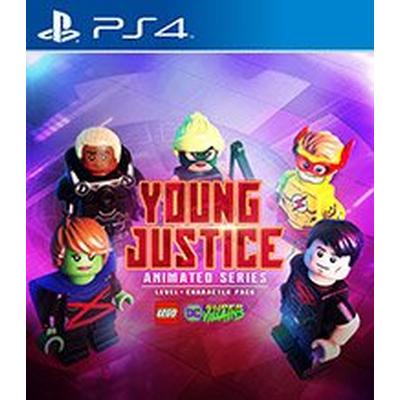 LEGO DC Super Villians Young Justice Character Pass