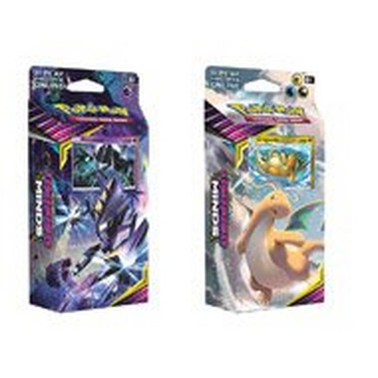 Pokemon Trading Card Game: Sun and Moon Unified Minds Deck (Assortment)