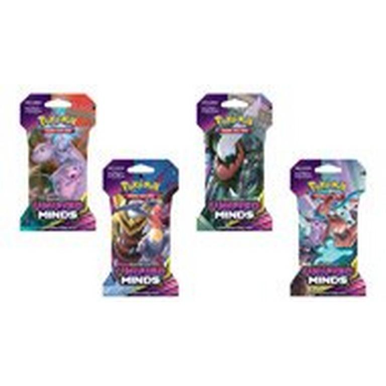 Pokemon Trading Card Game Sun and Moon Unified Minds Booster Pack
