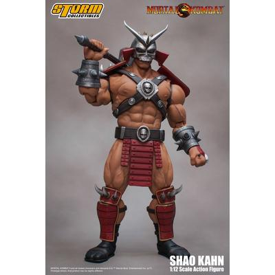 Mortal Kombat: Shao Kahn Action Figure