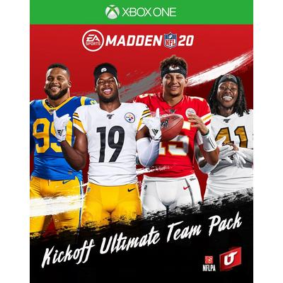 Madden NFL 20 Kickoff Ultimate Team Starter Pack