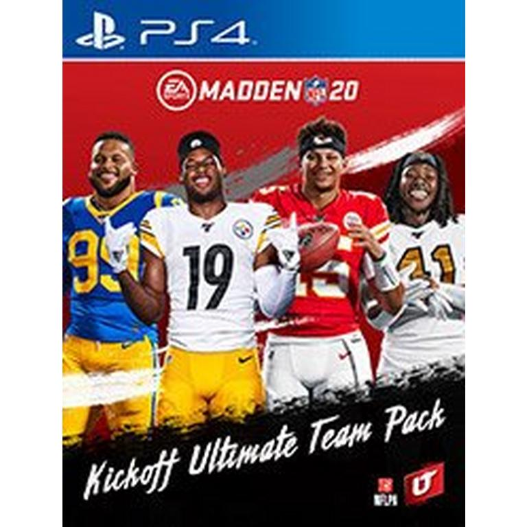 Madden NFL 20 Kickoff Ultimate Team Starter Pack