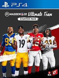 Madden NFL 20 Ultimate Team Starter Pack | PlayStation 4 | GameStop