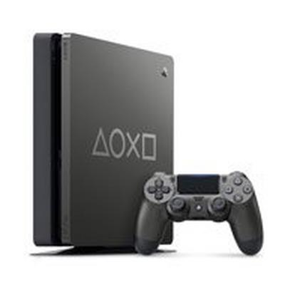 PlayStation 4 Days of Play Limited Edition System