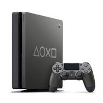PlayStation 4 Slim Days of Play Limited Edition 1TB