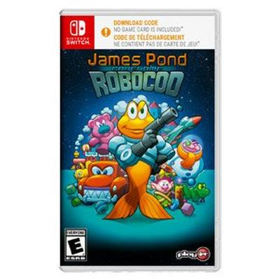James Pond Codename Robocod