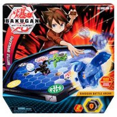 Bakugan Battle Planet Battle Arena