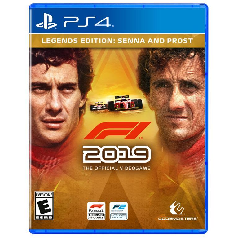 F1 2019 Legends Edition | PlayStation 4 | GameStop