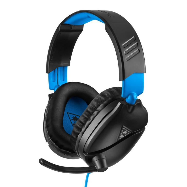 PlayStation 4 Recon 70 Black Wired Gaming Headset