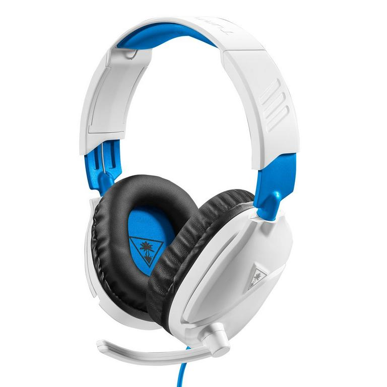 Recon 70 White Wired Gaming Headset for PlayStation 4
