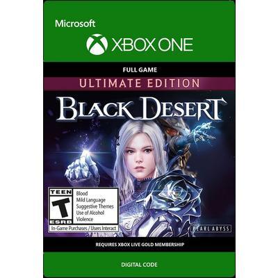 Black Desert Ultimate Edition